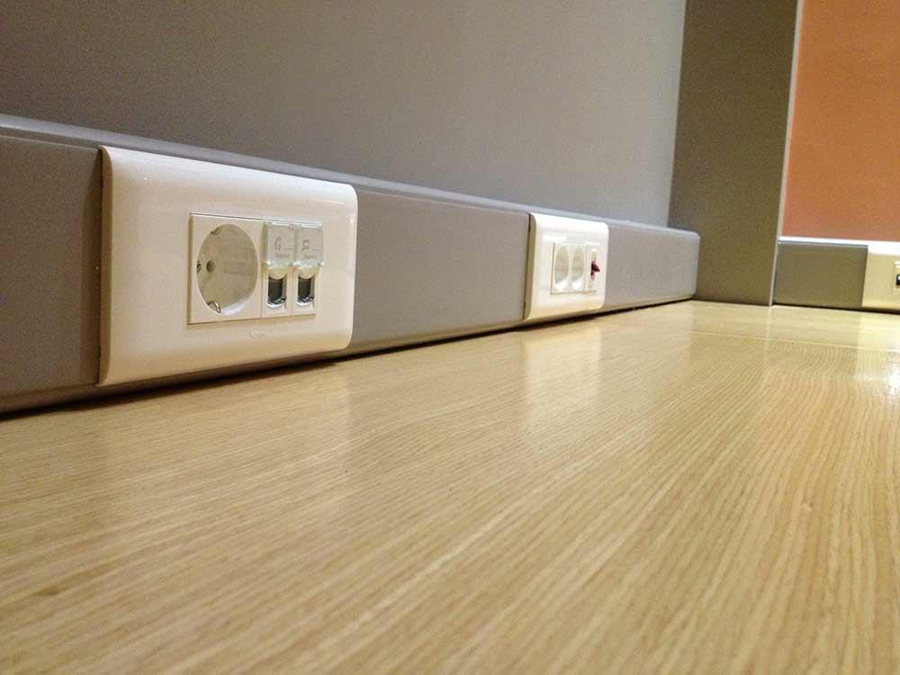 Ανακαίνιση ηλεκτρολογικής εγκατάστασης
